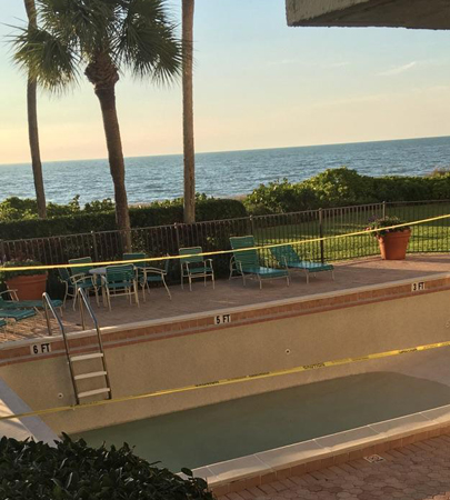 Acid Surface Wash Pool Service | Stahlman Pool Company - Naples, Florida