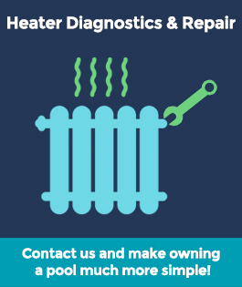 Heater Diagnostics & Repair Pool Equipment & Services | Stahlman Pool Company - Naples, Florida