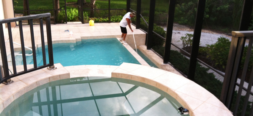 Naples Residential Pool Services | Stahlman Pool Company - Naples, Florida