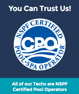 NSPF Certified Pool Spa Operators - Pool Equipment & Services | Stahlman Pool Company - Naples, Florida
