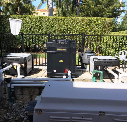 Plumbing Materials Pool Equipment & Services | Stahlman Pool Company - Naples, Florida