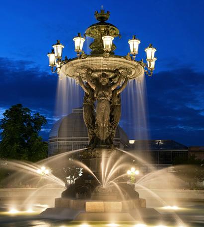 Pool, Spa & Fountain Lights - Pool Equipment & Services   Stahlman Pool Company - Naples, Florida