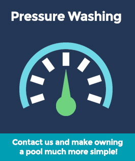 Pressure Washing Pool Equipment & Services | Stahlman Pool Company - Naples, Florida