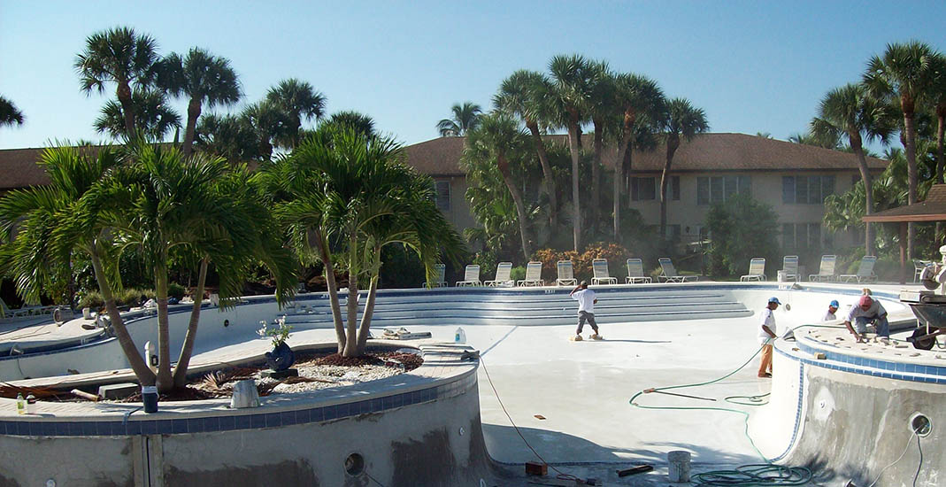 Renovation & Design Pool Services | Stahlman Pool Company - Naples, Florida