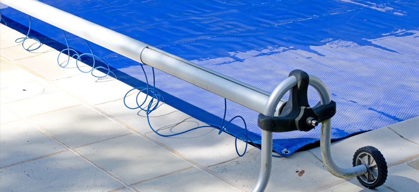 Solar Blanket Pool Equipment & Services | Stahlman Pool Company - Naples, Florida