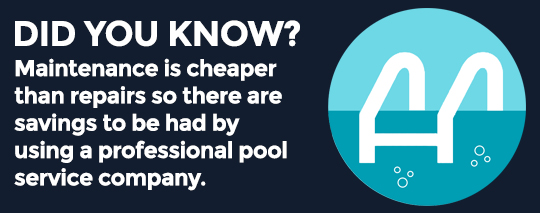 Did you know? Maintenance is cheaper than repairs | Pool Equipment & Services | Stahlman Pool Company - Naples, Florida