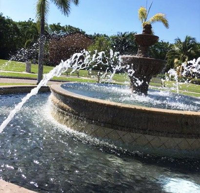 Fountain Cleaning Stahlman Pool Company